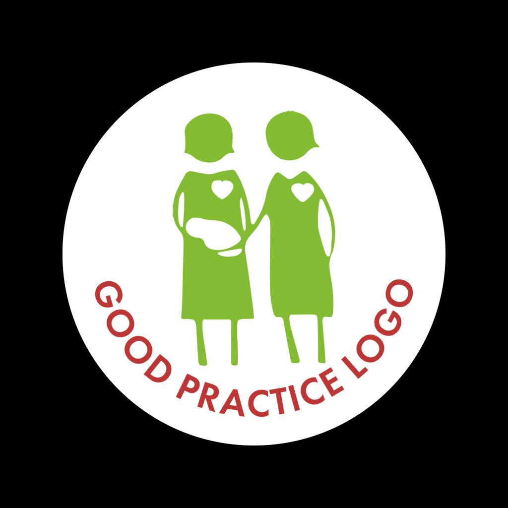 Good practice logo